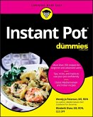 Instant Pot Cookbook For Dummies (eBook, ePUB)