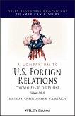 A Companion to U.S. Foreign Relations (eBook, PDF)
