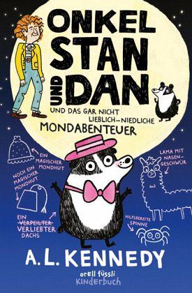 Buch-Reihe Onkel Stan und Dan