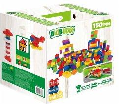 Image of BiOBUDDi Bausteine-Set 150-teilig in Box
