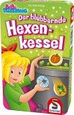Schmidt 51436 - Bibi Blocksberg, Blubbernder Hexenkessel, Mitbring-Spiel