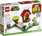 LEGO® Super Mario 71367 Marios Haus und Yoshi # Erweiterungsset