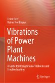 Vibrations of Power Plant Machines (eBook, PDF)