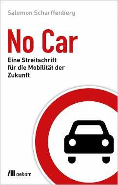 No Car (eBook, ePUB) - Scharffenberg, Salomon
