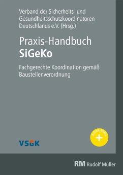Praxis-Handbuch SiGeKo - E-Book (PDF) (eBook, PDF) - Kring, Friedhelm