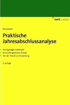 Praktische Jahresabschlussanalyse (eBook, PDF) - Graumann, Mathias