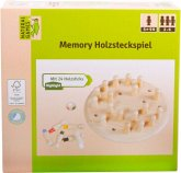 Natural Games Memory Holzsteckspiel