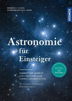 Astronomie für Einsteiger - Celnik, Werner E.;Hahn, Hermann-Michael