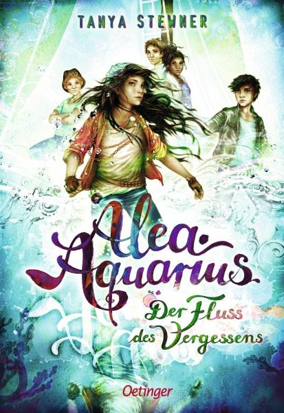 Der Fluss des Vergessens / Alea Aquarius Bd.6