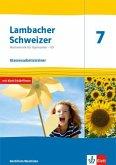 Lambacher Schweizer Mathematik 7 - G9. Ausgabe Nordrhein-Westfalen. Klassenarbeitstrainer. Schülerheft mit Lösungen Klasse 7