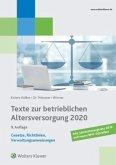 Texte zur betrieblichen Altersversorgung 2020