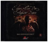 Die geheimnisvollen Fälle von Edgar Allan Poe und Auguste Dupin - Das gestohlene Blut, 1 Audio-CD