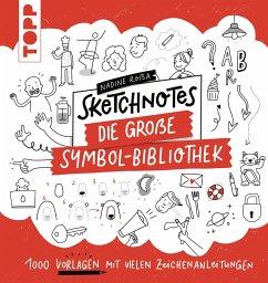 Sketchnotes. Die große Symbol-Bibliothek (eBook, PDF) - Roßa, Nadine