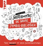 Sketchnotes. Die große Symbol-Bibliothek (eBook, ePUB)