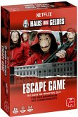 Jumbo 19801 - Escape Game, Haus des Geldes, Karten-, Strategiespiel