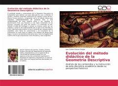 Evolución del método didáctico de la Geometría Descriptiva - Gómez Vargas, Juan Carlos