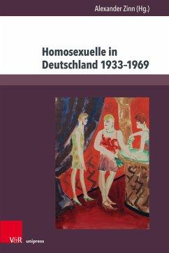 Homosexuelle in Deutschland 1933-1969