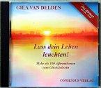 Lass dein Leben leuchten!, Audio-CD