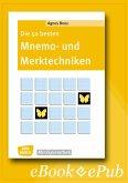 Die 50 besten Mnemo- und Merktechniken - eBook (eBook, ePUB)