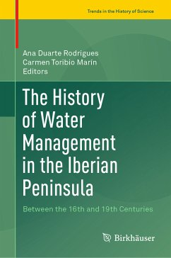 The History of Water Management in the Iberian Peninsula (eBook, PDF)