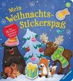 Mein Weihnachts-Stickerspaß (Mängelexemplar)