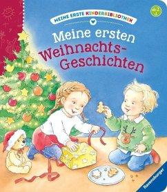 Meine ersten Weihnachts-Geschichten (Mängelexemplar) - Dierks, Hannelore; Grimm, Sandra