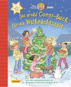 Das große Conni-Buch für die Weihnachtszeit (Mängelexemplar) - Boehme, Julia; Sörensen, Hanna