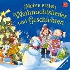 Meine ersten Weihnachtslieder und Geschichten (Mängelexemplar)