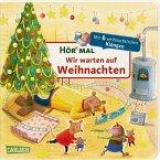 Wir warten auf Weihnachten / Hör mal Bd.36 (Mängelexemplar)