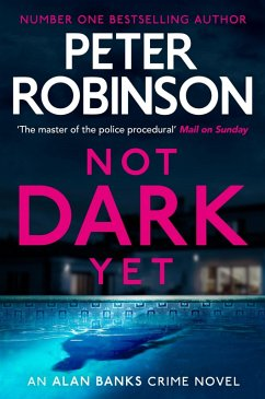 Not Dark Yet (eBook, ePUB) - Robinson, Peter