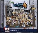 Schlau wie Vier - Altes Rom. Abenteuer in der Antike, 1 Audio-CD