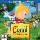 Meine Freundin Conni - Geheimnis um Kater Mau - Hörspiel zum Kinofilm, 1 Audio-CD
