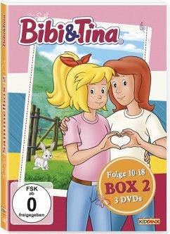 bibi und tina - sammelbox 2 dvd-box auf dvd - portofrei bei bücher.de