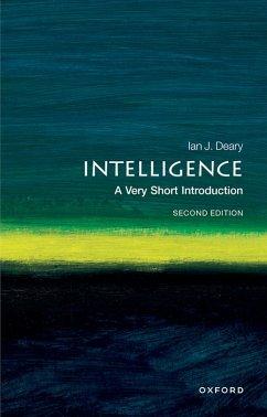 Intelligence: A Very Short Introduction (eBook, PDF) - Deary, Ian J.