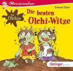 Die besten Olchi-Witze, 1 Audio-CD