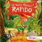 Der riesengroße Räuberrabatz / Der kleine Räuber Rapido Bd.1 (2 Audio-CDs)