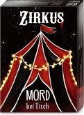 Pegasus MBT0004 - Mord bei Tisch, Zirkus, Brettspiel