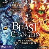 Der Kampf der Tierwandler / Beast Changers Bd.3 (5 Audio-CDs)