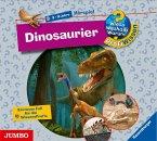 Wieso? Weshalb? Warum? ProfiWissen. Dinosaurier, Audio-CD
