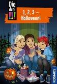 Die drei !!!, 1, 2, 3 - Halloween!
