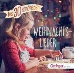 Die 30 schönsten Weihnachtslieder, 1 Audio-CD
