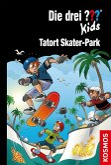 Die drei ??? Kids, 84, Tatort Skater-Park