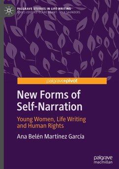 New Forms of Self-Narration - Martínez García, Ana Belén