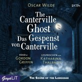 The Canterville Ghost / Das Gespenst von Canterville, 2 Audio-CD