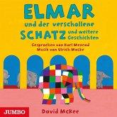 Elmar und der verschollene Schatz und weitere Geschichten, Audio-CD