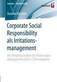 Corporate Social Responsibility als Irritationsmanagement