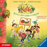 Rettet den Gorilla-Garten! / Käthe Bd.2 (Audio-CD)