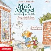 Die schwebende Teekanne und andere Ungereimtheiten / Missi Moppel - Detektivin für alle Fälle Bd.2 (3 Audio-CDs)