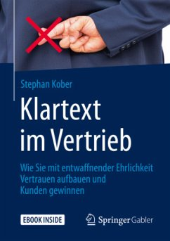 Klartext im Vertrieb - Kober, Stephan