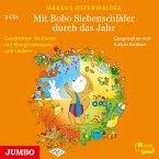 Mit Bobo Siebenschläfer durch das Jahr, 3 Audio-CD